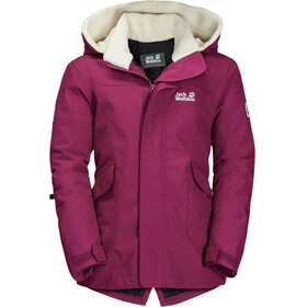 Jack Wolfskin G Great Bear Jacket Kids amethyst